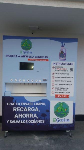 DISEÑO Y FABRICACIÓN DE MÁQUINA VENDING